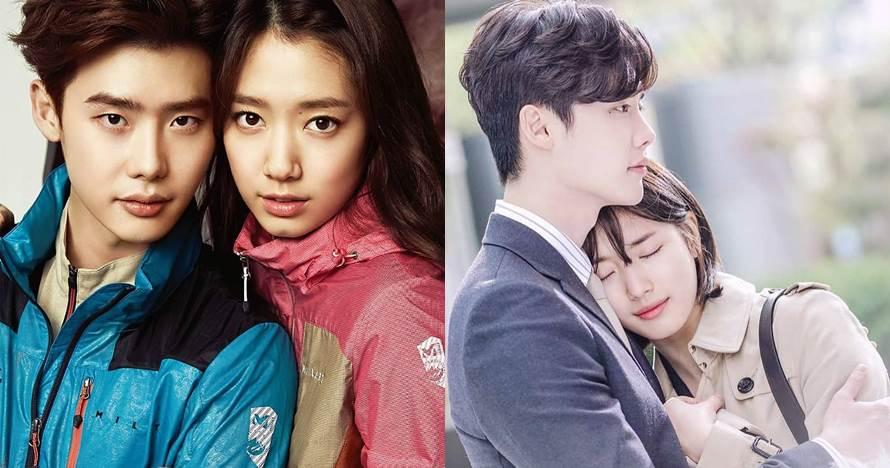 8 Drama Korea romantis yang dibintangi Lee Jong-suk