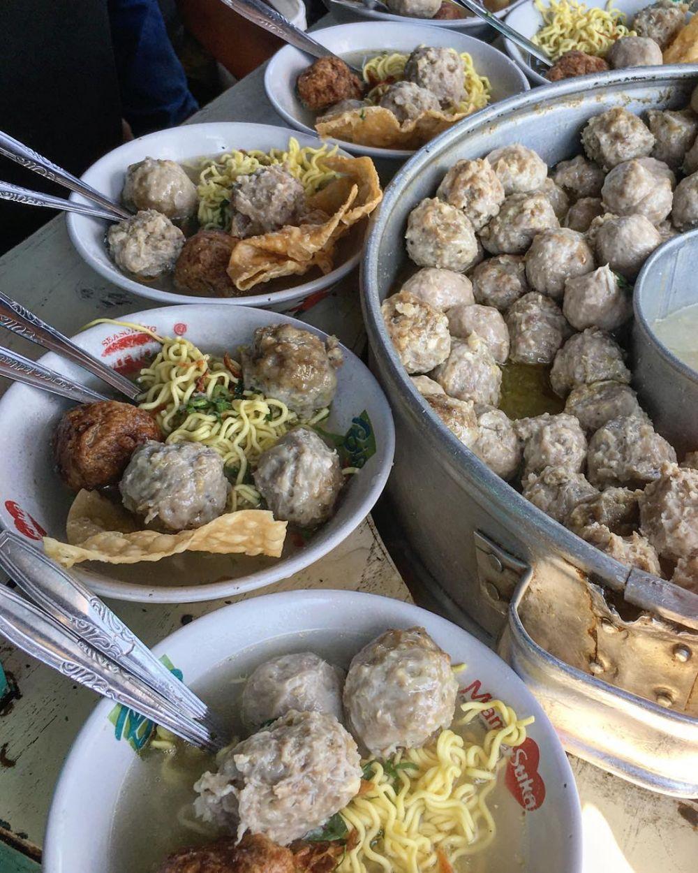 20 Tempat kuliner bakso favorit di Jogja © 2019 brilio.net