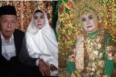 Kisah kakek-nenek yang lepas masa lajang & menikah usia 63 tahun