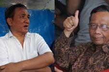Cuitan terbaru Andi Arief, sebut Mahfud MD sok tahu & sok bener