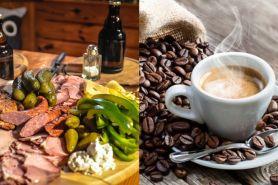 5 Makanan yang tidak bisa dikonsumsi bersama kopi