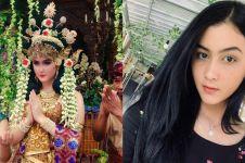 10 Potret Talitha Curtis, pemeran Nyi Roro Kidul di serial terbaru