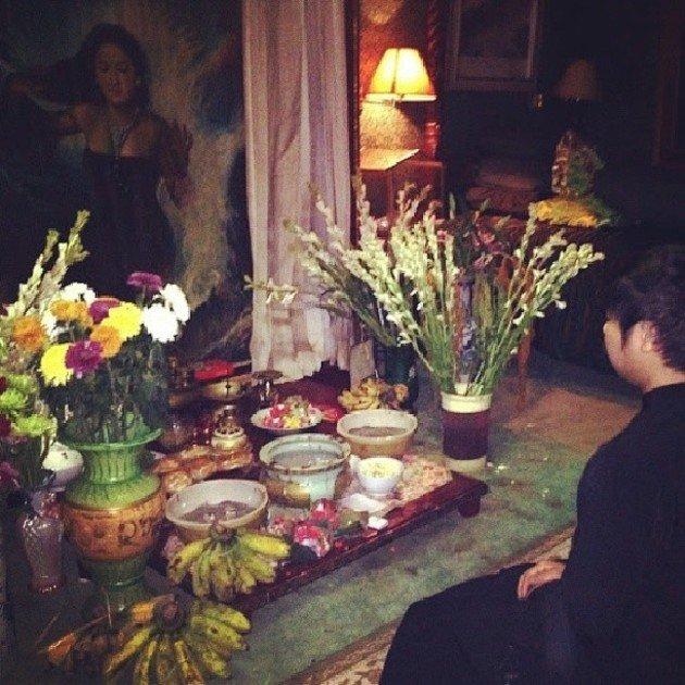 Potret rumah Roy Kiyoshi istimewa