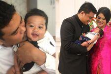 Kahiyang pemotretan keluarga, ekspresi Sedah Mirah curi perhatian