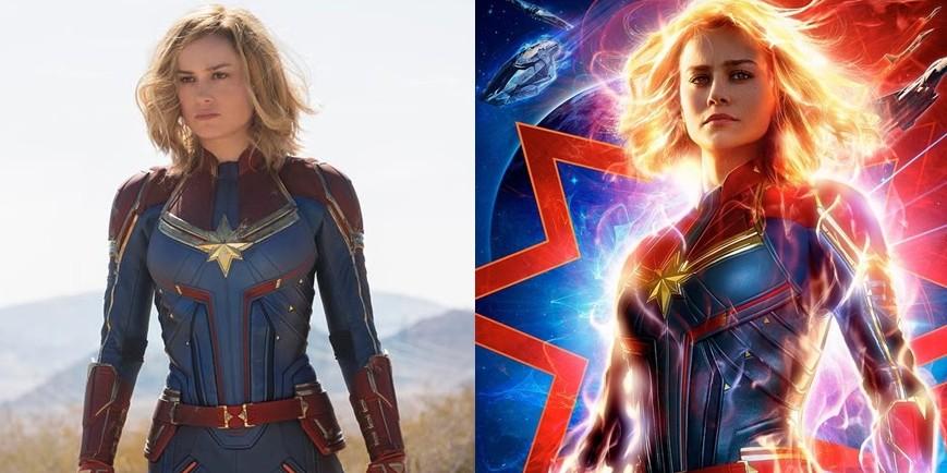 5 Fakta menarik film Captain Marvel, ditunggu-tunggu di 2019