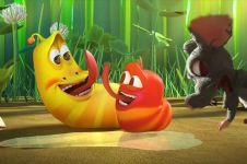 5 Fakta kartun Larva yang tak banyak orang tahu