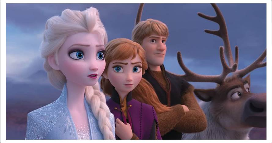 6 Fakta menarik film Frozen 2, karakter Elsa diubah