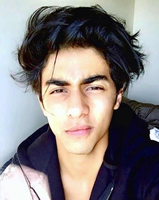 aryan khan instagram
