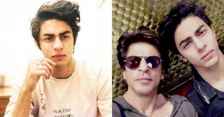 10 Pesona Aryan putra Shah Rukh Khan, gantengnya bikin meleleh