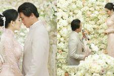 Syahrini unggah foto prewedding, serasi berbalut kimono