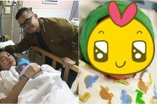 Baru lahir, ini 7 potret anak kedua Kezia Karamoy yang lucu abis