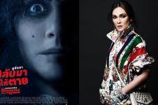 Film yang dibintanginya tayang di Thailand, Luna Maya banjir pujian