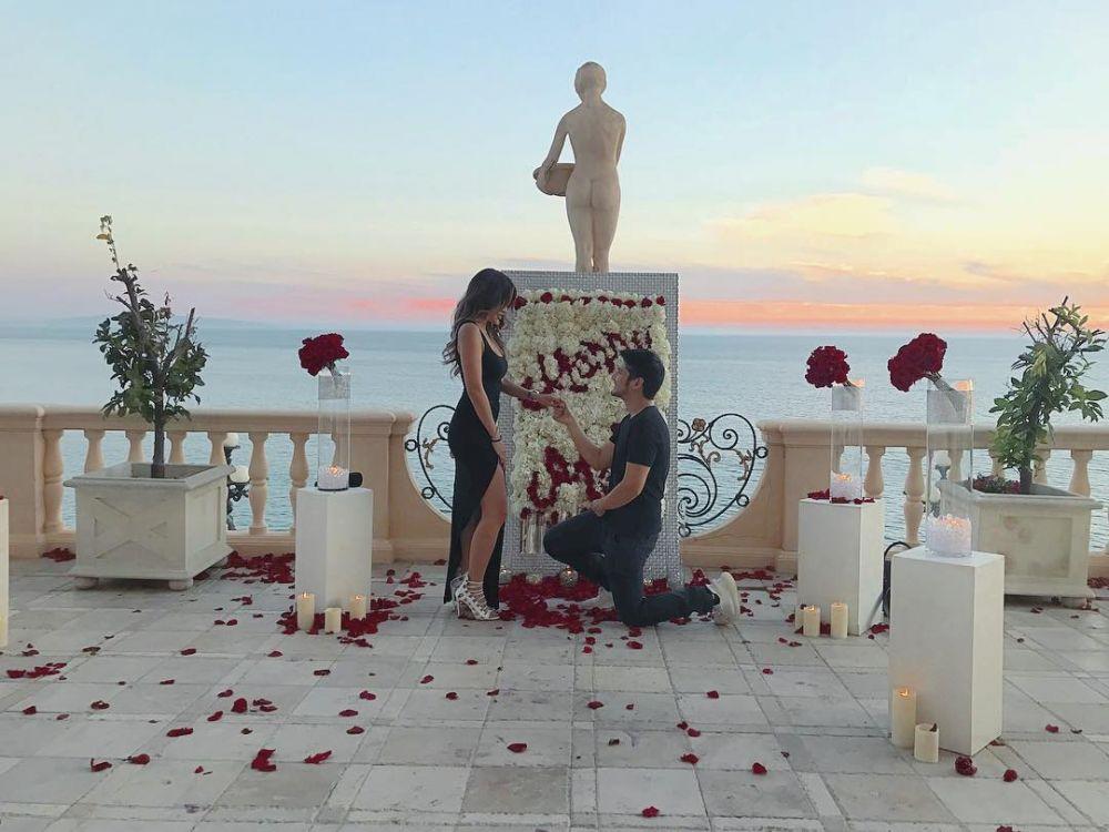 perjalanan cinta Aditya dan Kezia © 2019 Instagram