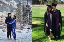 Perjalanan cinta Aditya Trihatmanto & Kezia Toemion, pacaran dari SMA