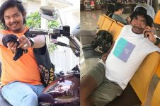 Cara Dodit Mulyanto pamer motor gedenya ini bikin ngakak