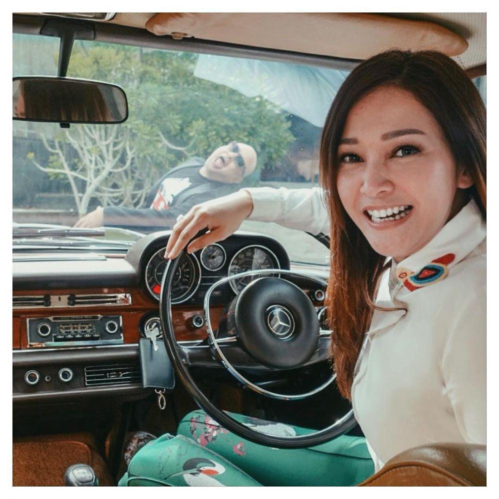 Maia dan suami kocak instagram