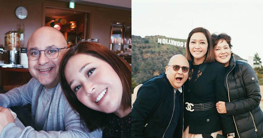 6 Momen Maia Estianty & suami ini romantis tapi kocak, bikin baper