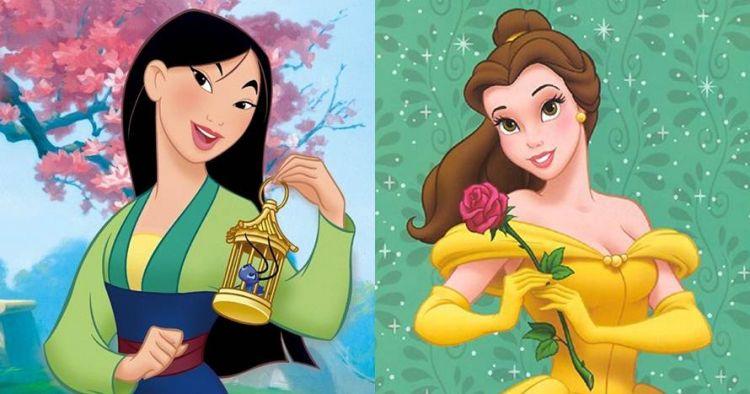 9 Ilustrasi putri Disney saat baru bangun tidur, pangling banget