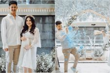 10 Momen baby shower Tasya Kamila, ungkap jenis kelamin bayi