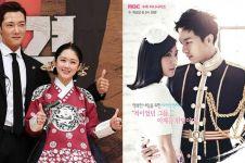5 Drama Korea romantis bertema kerajaan modern, bertabur bintang