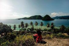 Menikmati pesona Mandeh, 'Raja Ampat' di Sumatera Barat