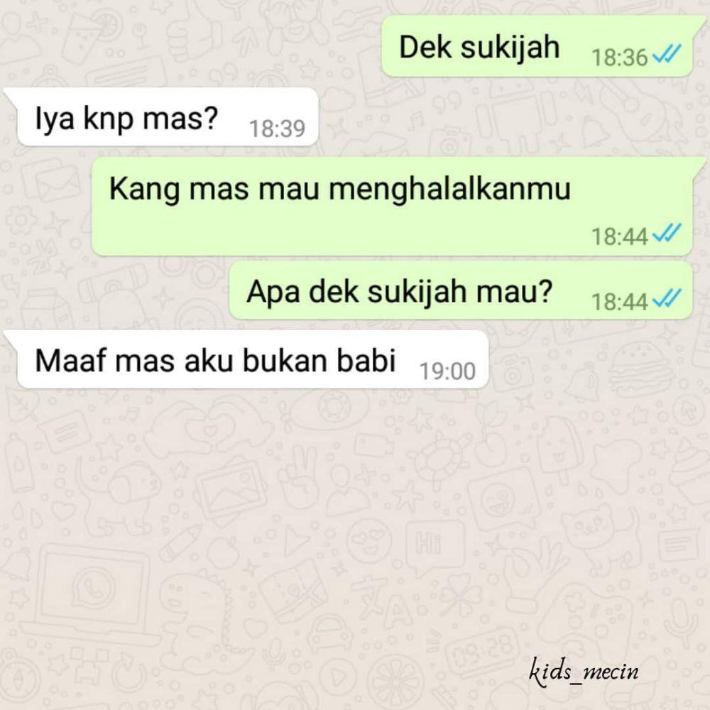chat cinta ditolak © 2019 berbagai sumber