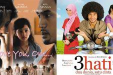 8 Film Indonesia bertema cinta tak direstui, endingnya bikin mewek
