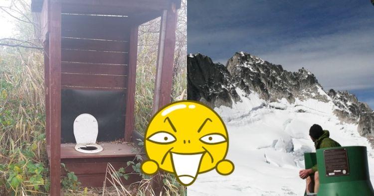 10 Potret toilet dengan pemandangan alam, antimainstream
