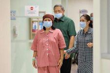 Curahan hati Ani Yudhoyono saat tubuhnya sukar makan ini bikin haru