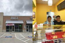 Kisah toko donat sepi nasibnya berubah karena postingan Twitter