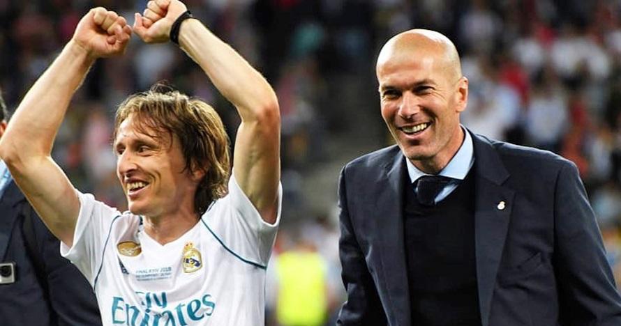 3 Rencana besar Zidane setelah kembali ke pelukan Real Madrid