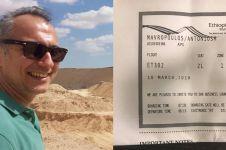 Kisah penumpang selamat dari tragedi jatuhnya Ethiopian Airlines