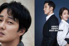 9 Drama Korea romantis So Ji-sub yang paling bikin baper