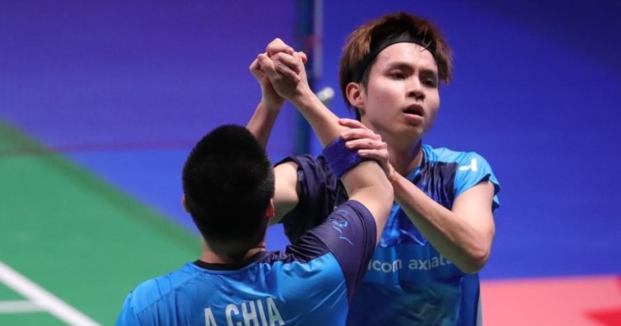 Di balik sukses ganda putra Malaysia ternyata ada pelatih Indonesia