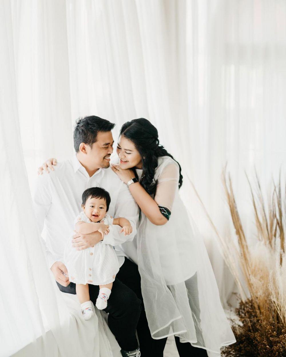 pemotretan keluarga kahiyang © 2019 brilio.net