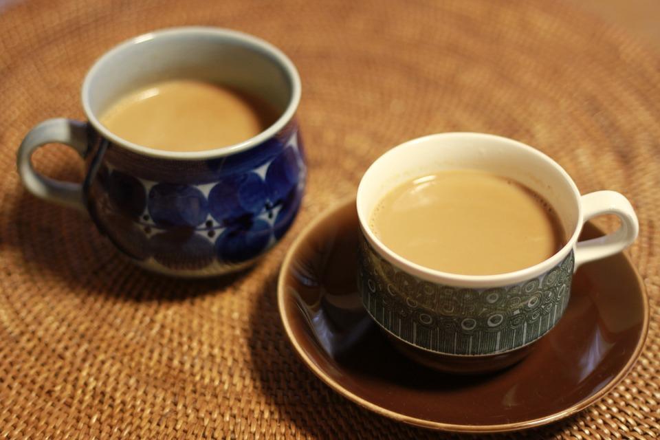 makanan teh pixabay