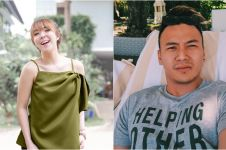 4 Potret bukti kedekatan Gisella Anastasia dan Wijaya Saputra