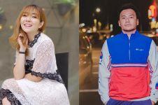 Gisella Anastasia & Wijaya Saputra terciduk jalan bareng di bandara