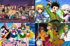 20 Kartun 90-an ini dijamin selalu bikin kamu rindu masa kecil