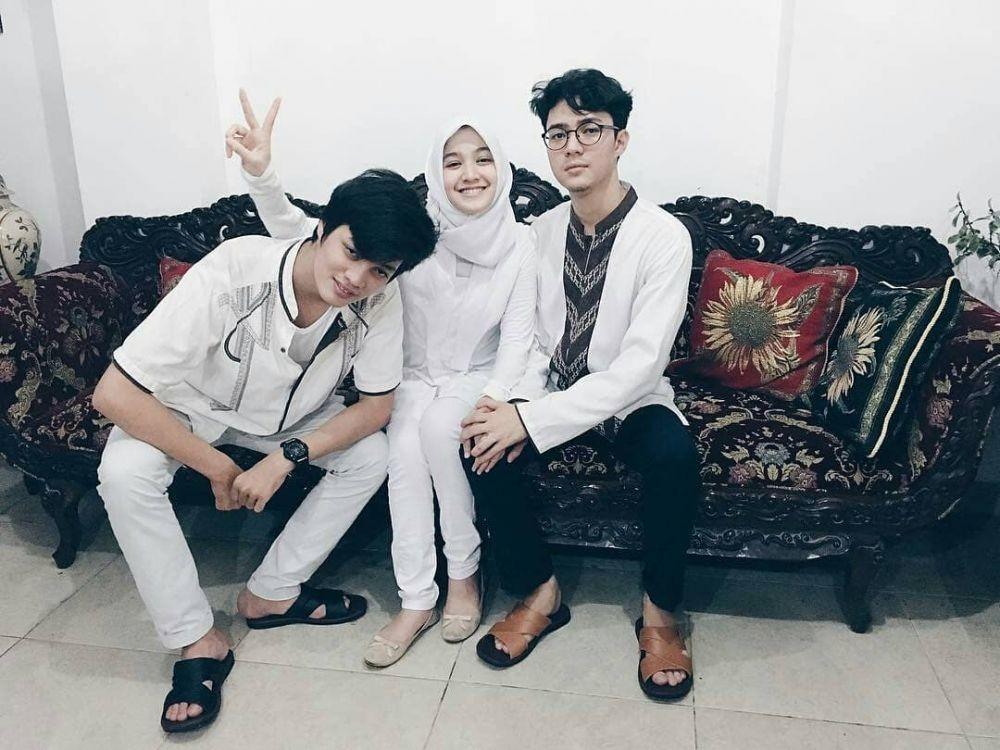 cut syifa dan kakak instagram