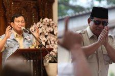 Ini alasan Prabowo pukul tangan pria berbatik saat kampanye