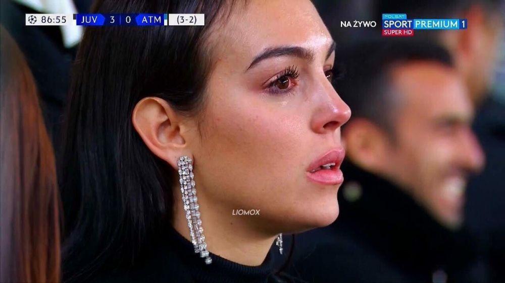 georgina nangis hattrick © 2019 berbagai sumber