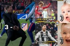 10 Meme lucu Juventus kalahkan Atletico Madrid ini kocak abis