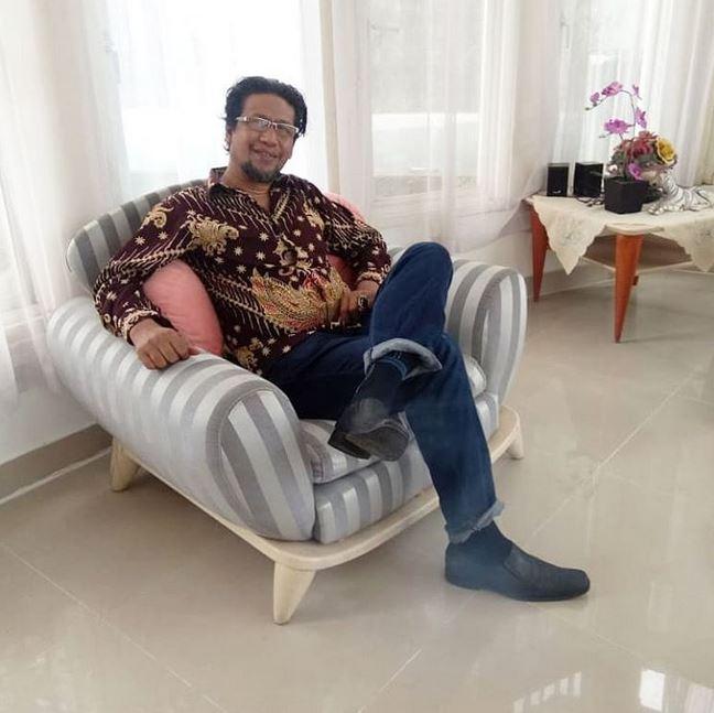 rumah Ammar Zoni instagram