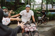 8 Fakta menarik Diego Yanuar, bersepeda dari Belanda ke Indonesia