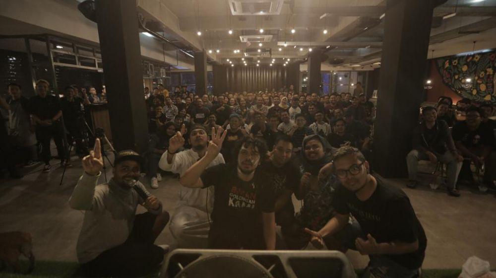 Dewa Komedi Indonesia: Ananta Rispo Istimewa