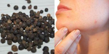 8 Manfaat merica untuk kecantikan, menghilangkan bekas jerawat