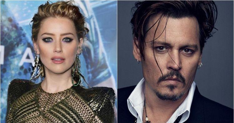 Kisah Amber Heard & Johnny Depp hingga kasus potong jari