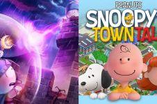 10 Game Android terbaik diadaptasi dari film kartun terkenal