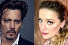 Selain Johnny Depp, 7 seleb pria ini jadi korban kekerasan wanita